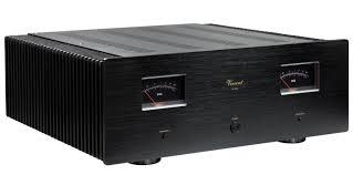 Vincent SP-332 Stereo Power forstærker   Silver eller Black......